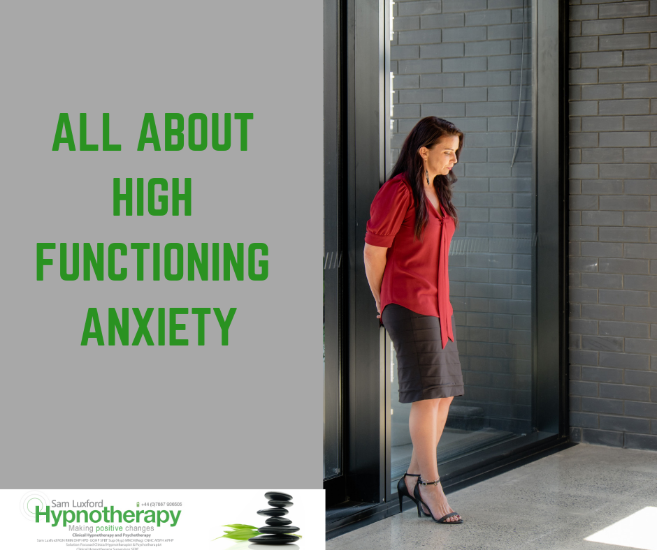 High Functioning Anxiety